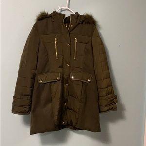 Ana Puffer Jacket